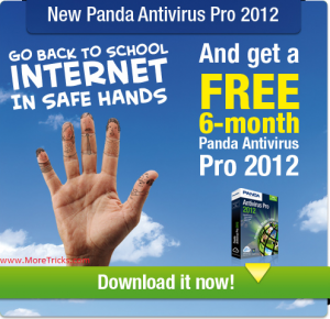 Panda Antivirus pro 2012 free download