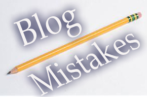 3 Mistakes that most Newbie Bloggers do