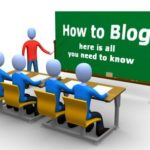 Start Blogging Today In Easy Steps