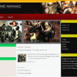 The 6 Best Free Blogger Templates for Gamers