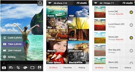 Best Android Photo Editing Apps Available in Google Play