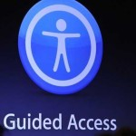 How to enable guided access on iOS