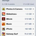 How To Check What's using Much Space On Your iPhone